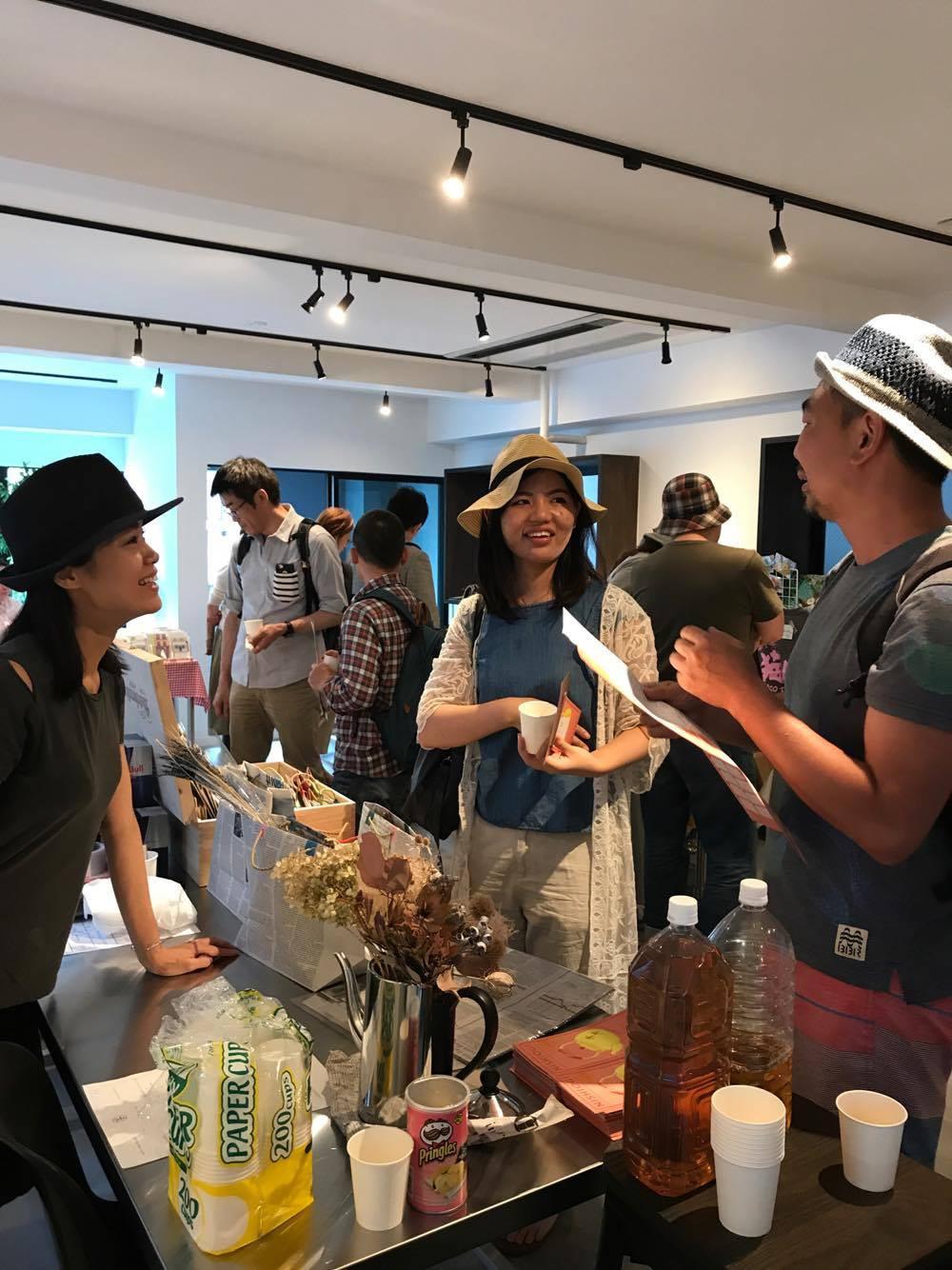 Nishiogikubo,market,cowering space,share office,craft,handmade