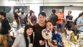 International Night at Nishiogikubo!