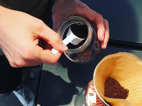 コーヒー大好きなメンバーさんより、コーヒー豆の奥深さを、知る。