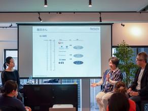 篠田真貴子氏、杉原剛氏と生き方のヒントを学ぶトークイベントを開催
