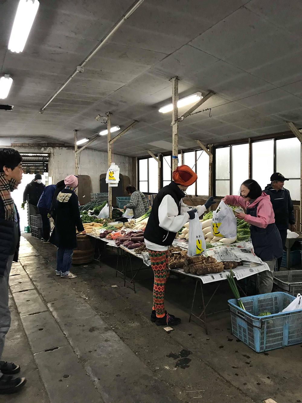 Vanlifejapan, Kamakura Farmers Market