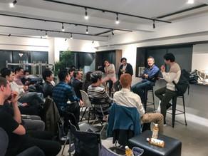 日本のデジタルマーケティング業界を率いるトッププレイヤーが集合しての極秘セッション。