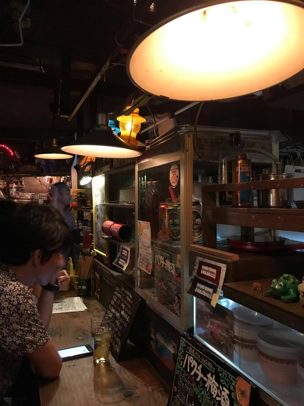 ハンサム食堂、factoria nishiogi