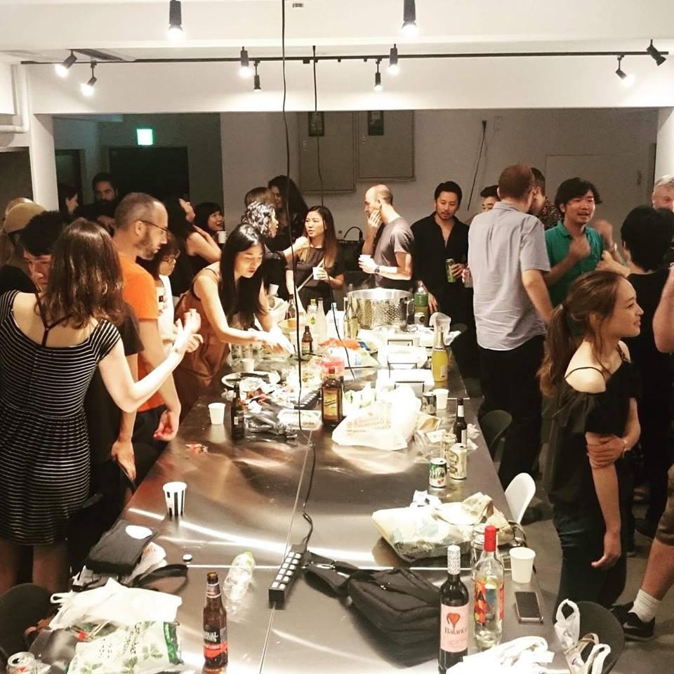 Tokyo Cheapo,meet up,Tokyo,factoria,coworkingspace,international