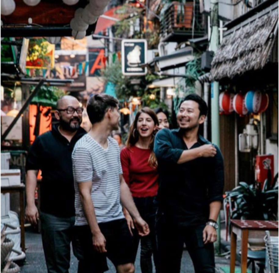 Airbnb,Experience,hot,tokyo,japan,nishiogikubo,西荻窪,factoria