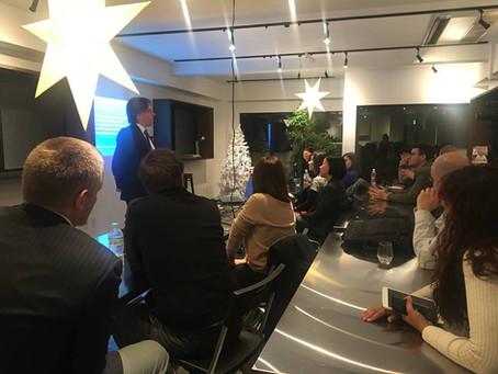 グローバル展開時のSEO戦略セミナーを開催。