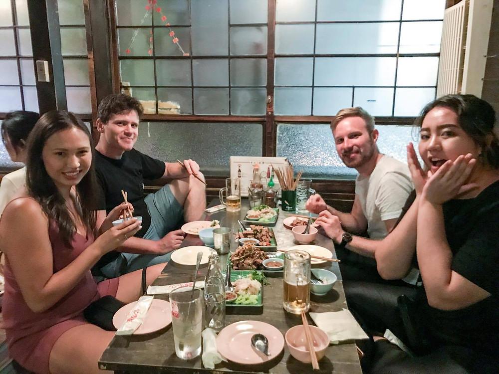 airbnb experience by factoria nishiogi, Handsome Shokudo, Nishiogikubo, Tokyo, Japan