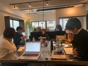 ミッション・ビジョン・バリュー研究会 第2回は2人の先輩の事例から学ぶ+各自の事業課題も話し合えた時間となりました。