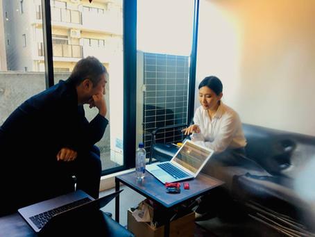 ビジネスの課題発見・解決、戦略立案のサポートのための【オフィスアワー】を開催