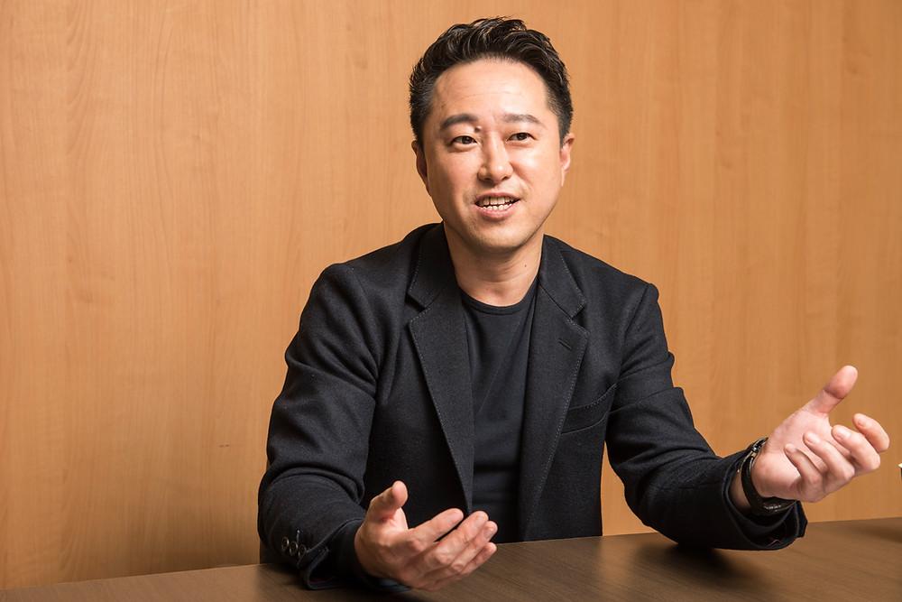 佐野健一氏,起業家,経営者,株式会社ビジョン,日本