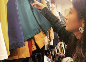ファッションコンサルタントのメンバー主宰・ファッション診断とお買い物ツアー