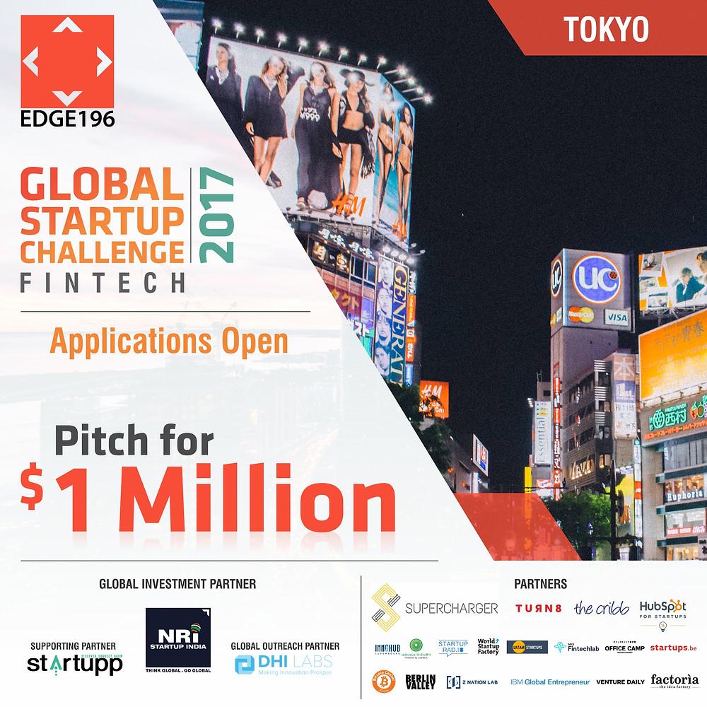 GlobalStartupChallenge,Fintech,factoria,coworkingspace