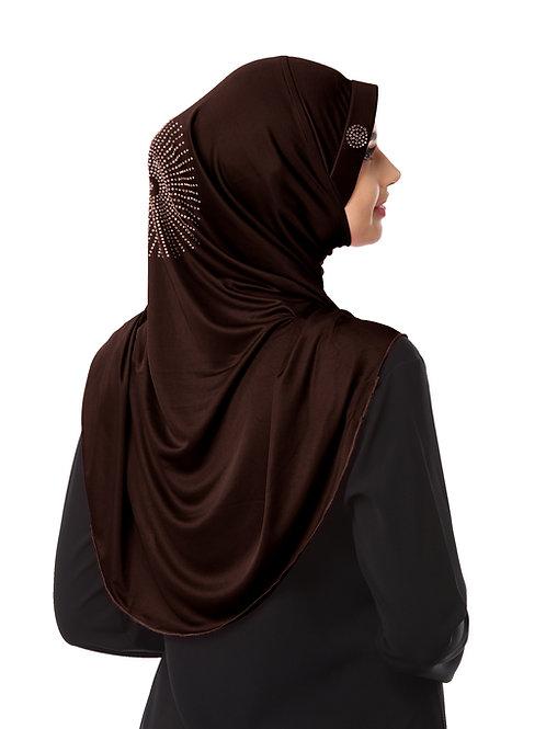 Modest Fashion Women's Soft feel good Fabric Zooni Hijab
