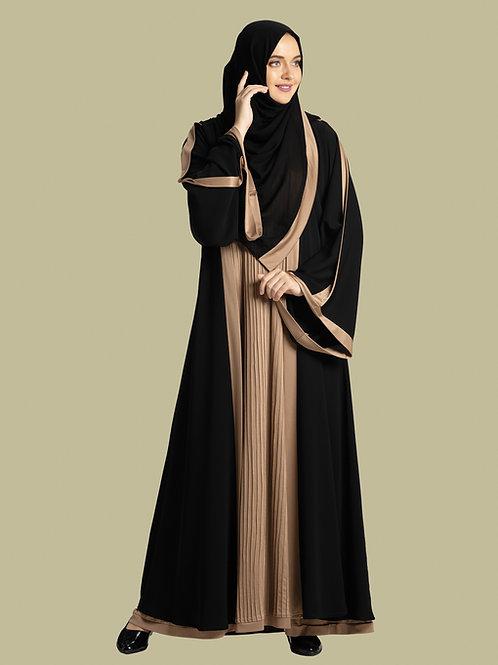 Women's Designed elegant Look SANAMARA Feel Good Abaya