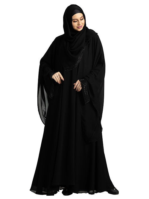 Mehar Hijab Modestly Stylish Look Classy and elegant ROZANA Premium Abaya