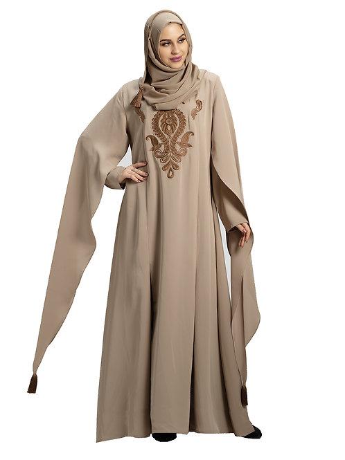 Mehar Hijab Modestly Stylish Look Classy and elegant Rameen Premium Abaya