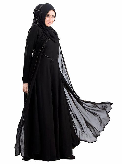 Mehar Hijab Modestly Stylish Look Classy and elegant Marium Premium Abaya