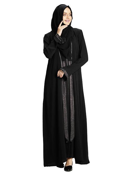 Women's Modestly Stylish Look Classy and elegant Princess Cut Benazir Twinkle