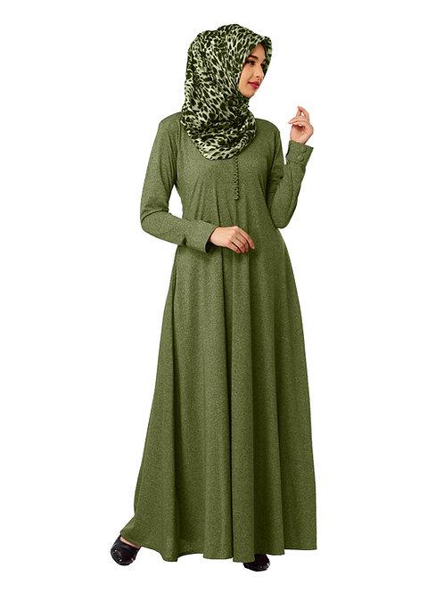 Modest Women's Designed elegant Look TOOBA feel good Abaya