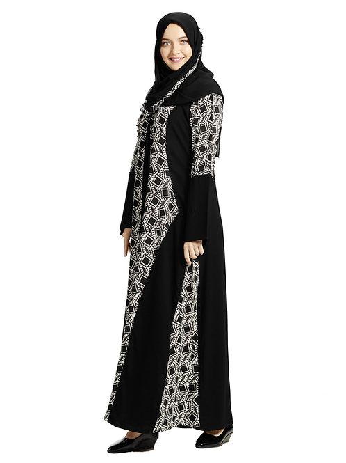 Women's Designer Abaya  KURTHISHA  Abaya