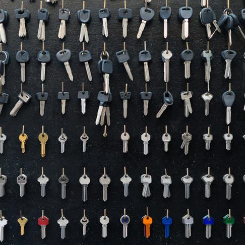 Thousands Of Keys Cut In-Store