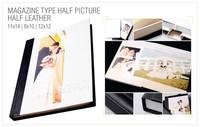 1_Magazine Type Half Picture Half Leathe