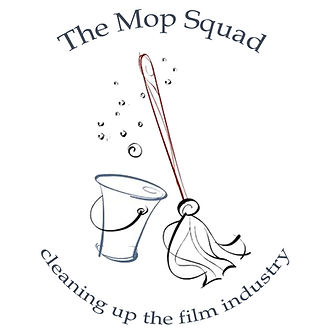The Mop Squad, film location cleaning in London