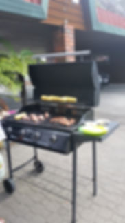 Onsite BBQ for Guest Use