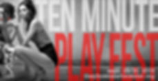 10 Minute Play Fest cover photo sept 201