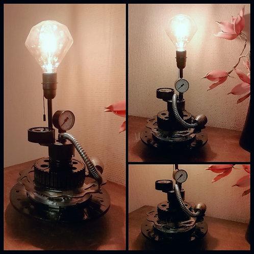 Lampe à Eau