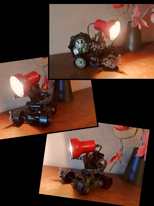 Lampe Tracto Robot