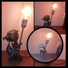 Lampe  Petit Diable