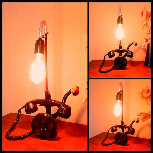 Lampe Rétro PTT