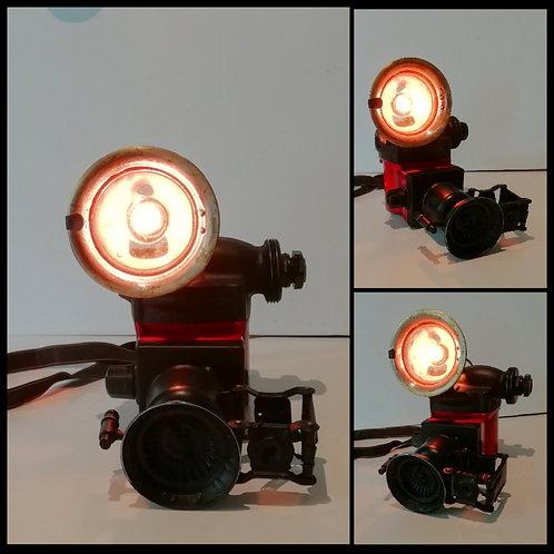 Lampe inspiration appareil photo