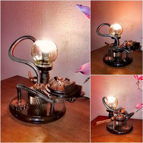 Lampe Engrenage