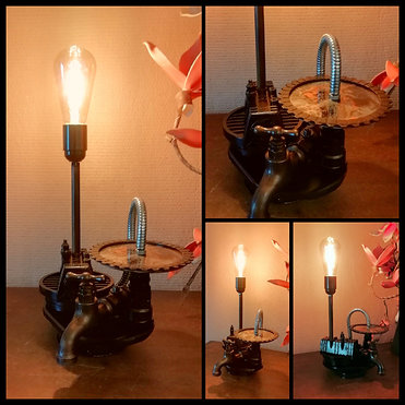 Lampe Distilleuse