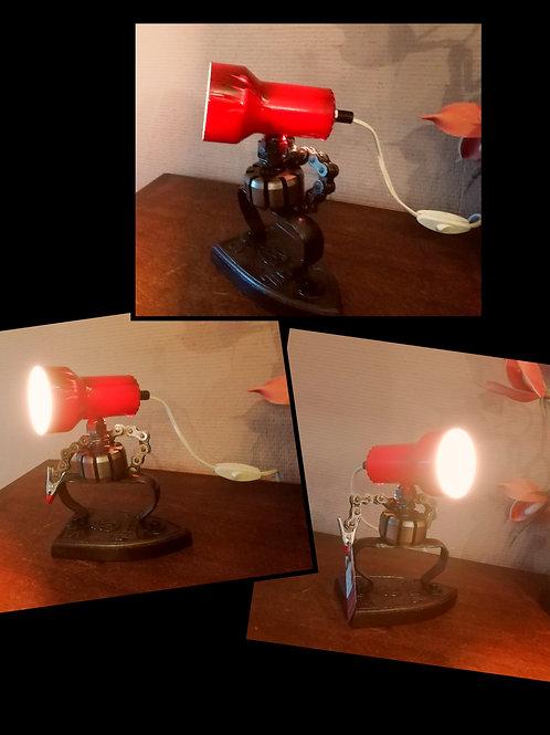 Lampe Agitée