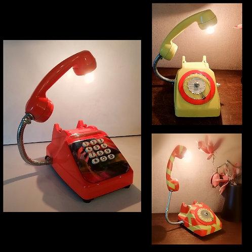 Lampe Collection Gaston, les bicolores