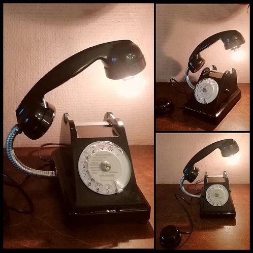Lampe Téléphone Vintage en bachélite