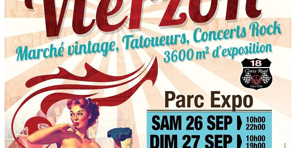 Création & Lumière expose : Vierzon Vintage édition 2020