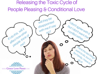 Releasing the Toxic Cycle of People Pleasing & Conditional Love