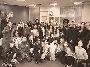 Dancers Network & UK Agencies & Equity Union