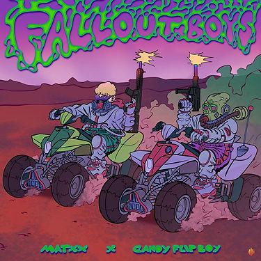 MATXX, Candy Flip Boy - Fallout Boys (Al