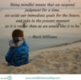 Mindfulnes Quotes
