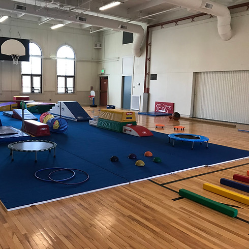 Fun Time Open Gym for Toddlers and Preschoolers Drop In