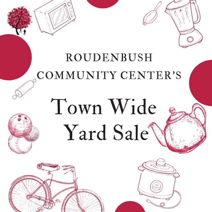 FALL Town Wide Yard Sale **RAIN DATE Sept. 26th**