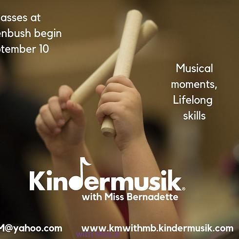 Kindermusik Session 3