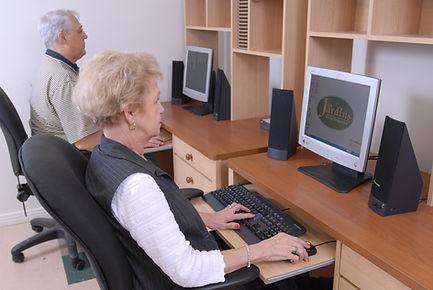 Salle internet