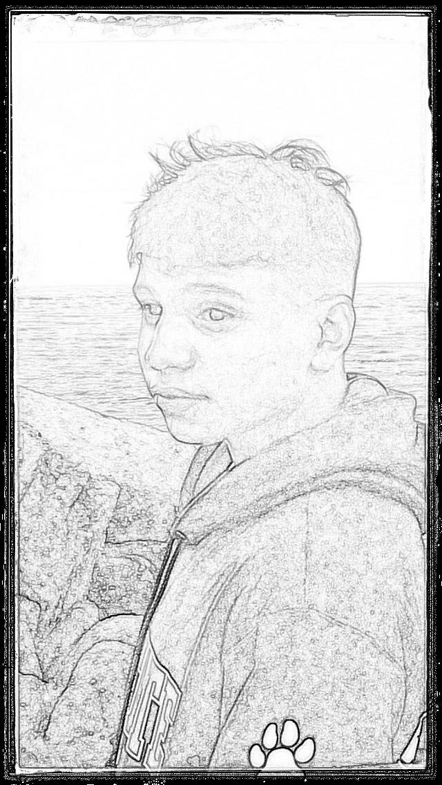 Alec Line Sketch
