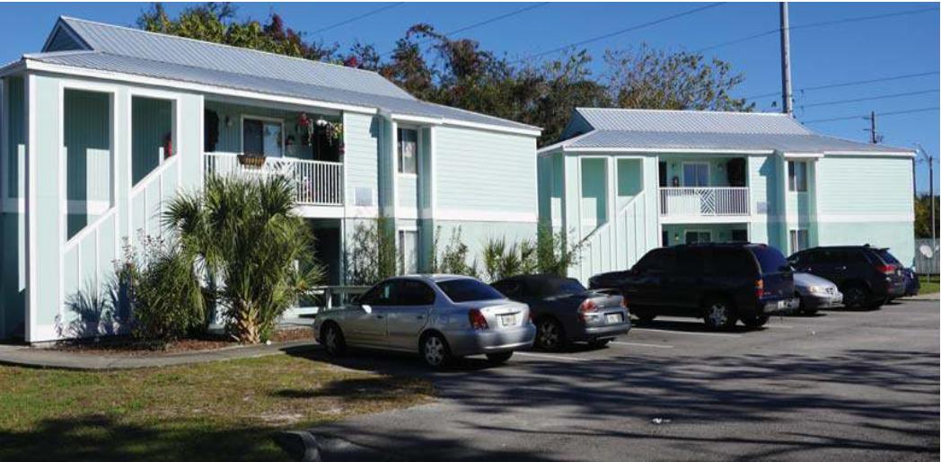 Villas at Atlantic Beach - Jacksonville, FL